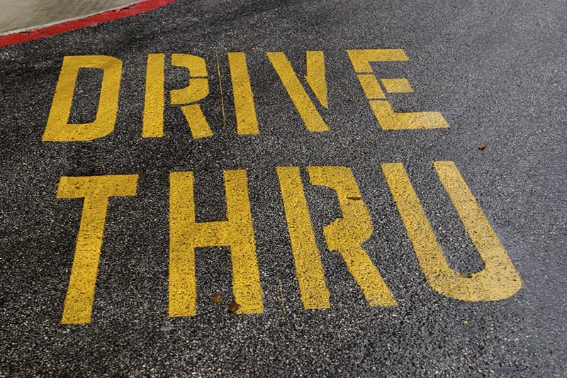 Drive Thru Quick Service