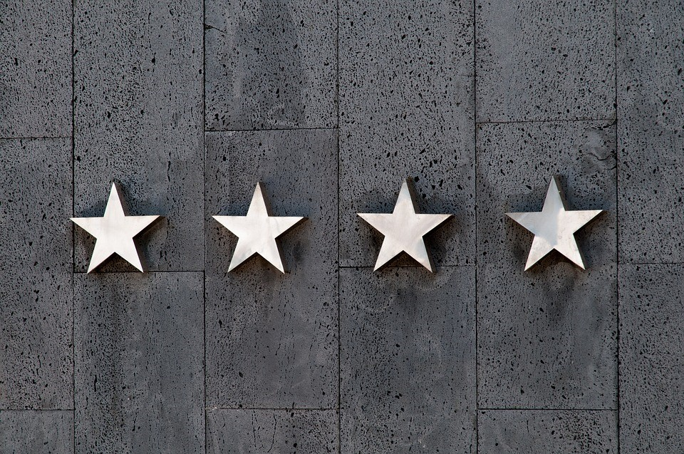 Achieving 4.7 stars customer satisfaction rating.