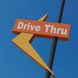 Reality Based Group drive thru mystery shopping